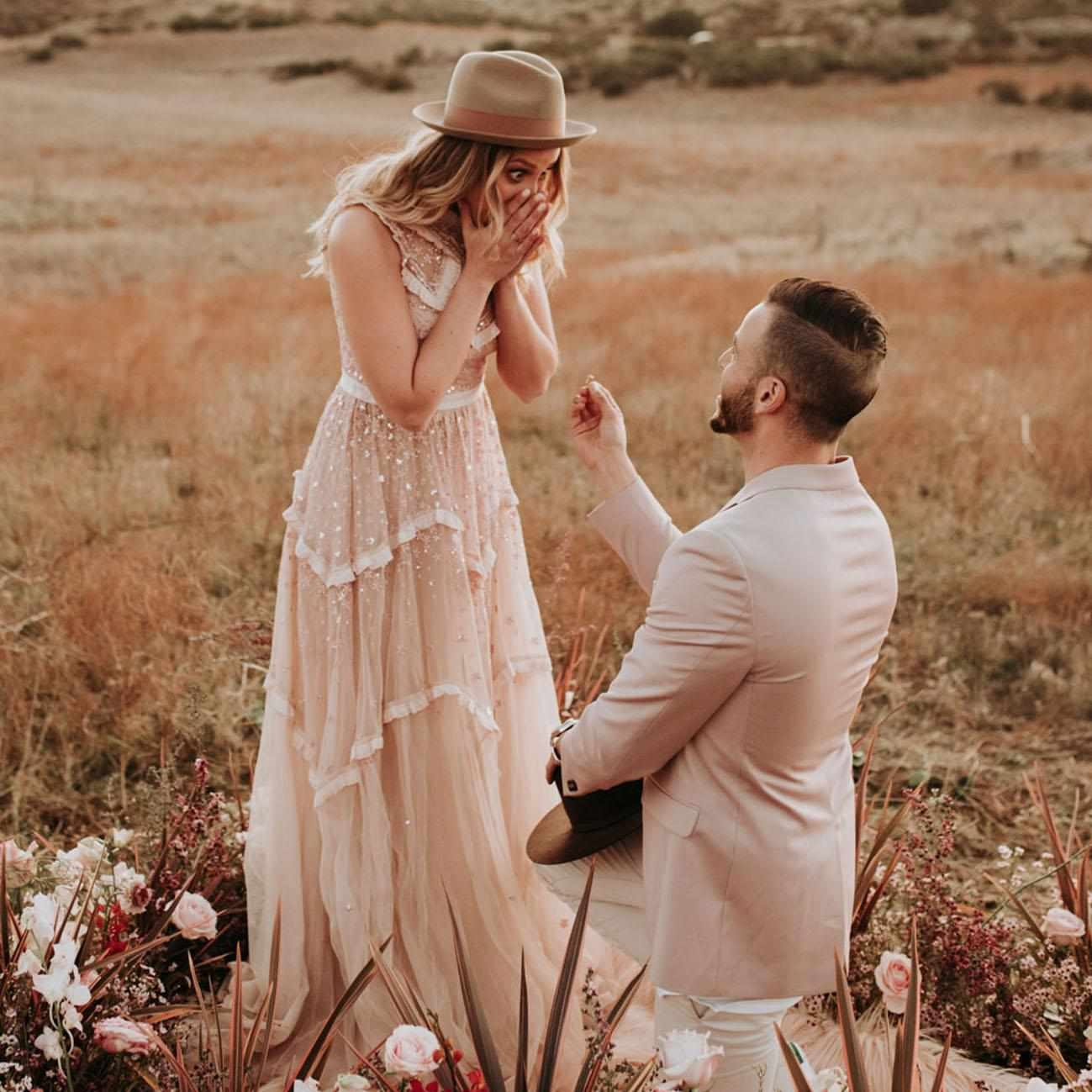 Basic Tips for Planning Your Wedding Proposal