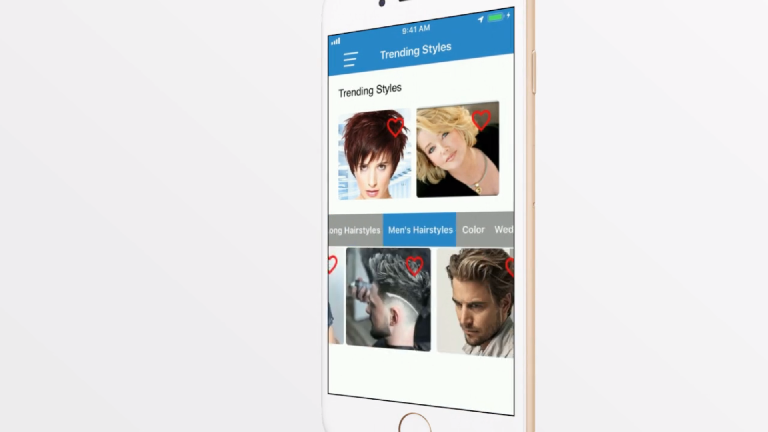 HairBrain App- Ultimate satisfaction for both hairstylists and clients