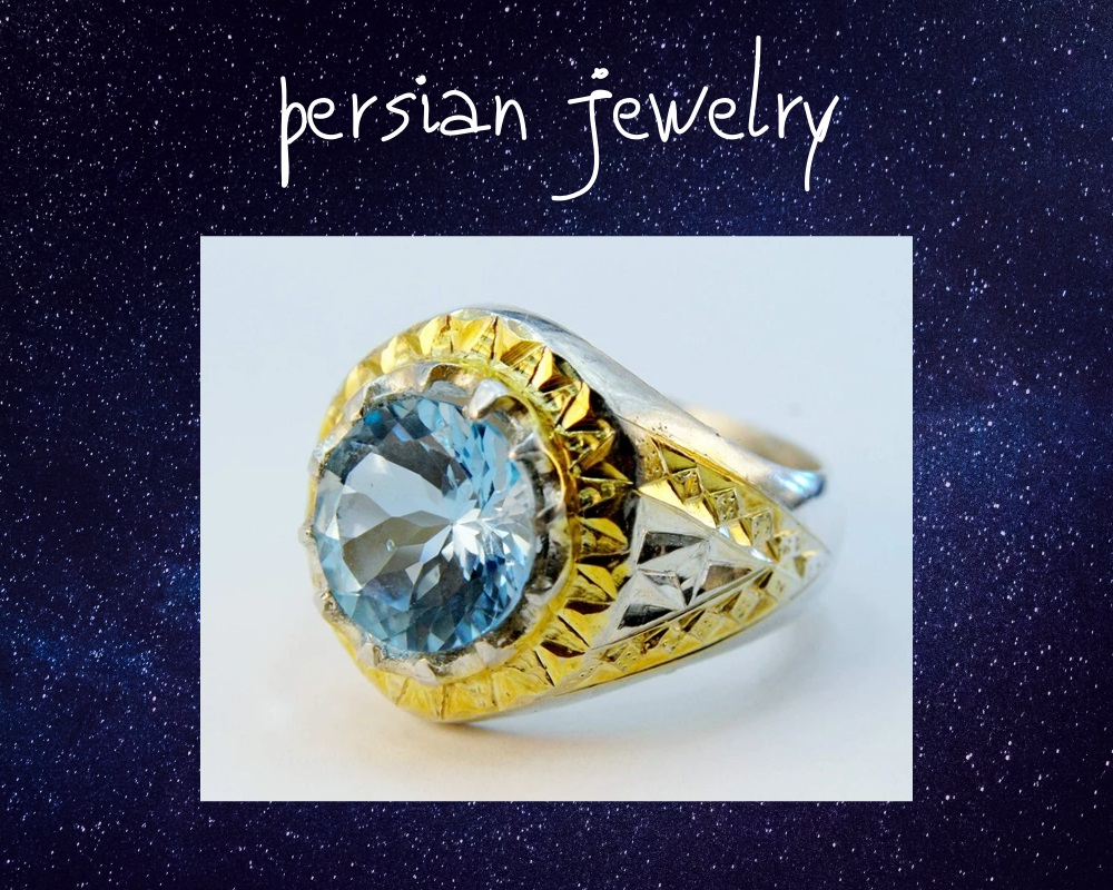 Interesting Facts about Persian Jewelry That Would Have You in Awe