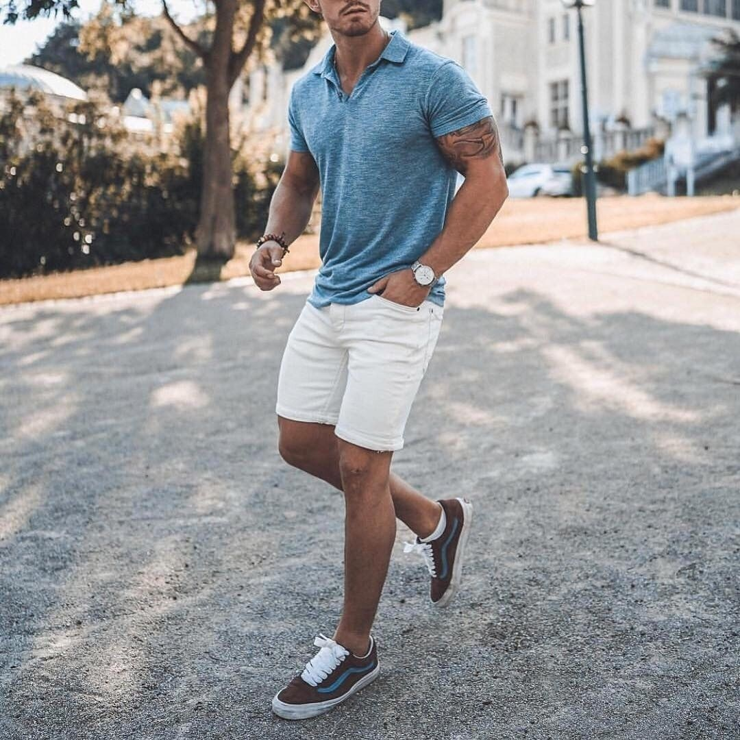 Remarkable Men's Combination of shorts this summer